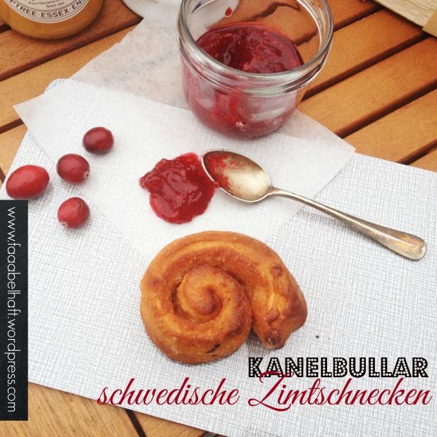 Kanelbullar - faaabelhafte schwedische Zimtschnecken