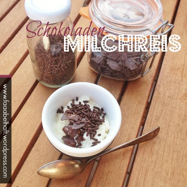 faaabelhafter Schoko-Milchreis