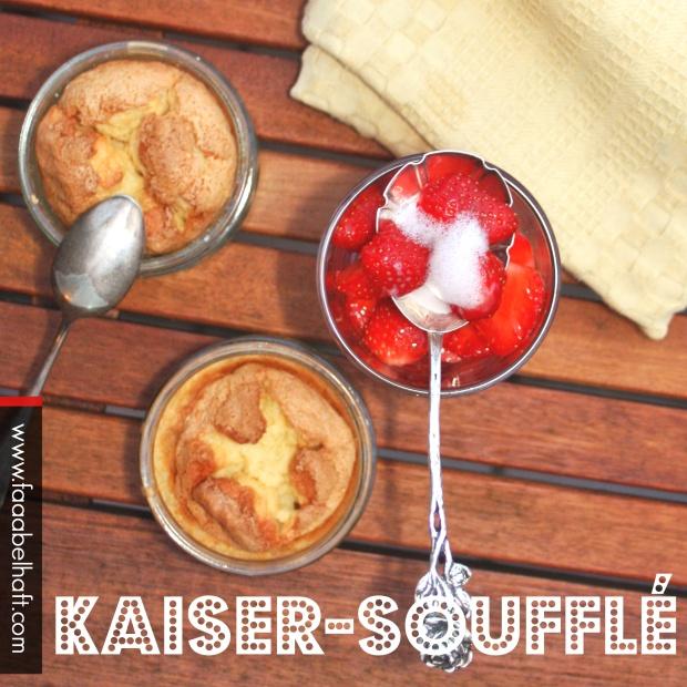 Kaiser-Soufflé - Rehleins Wanderbackbuch