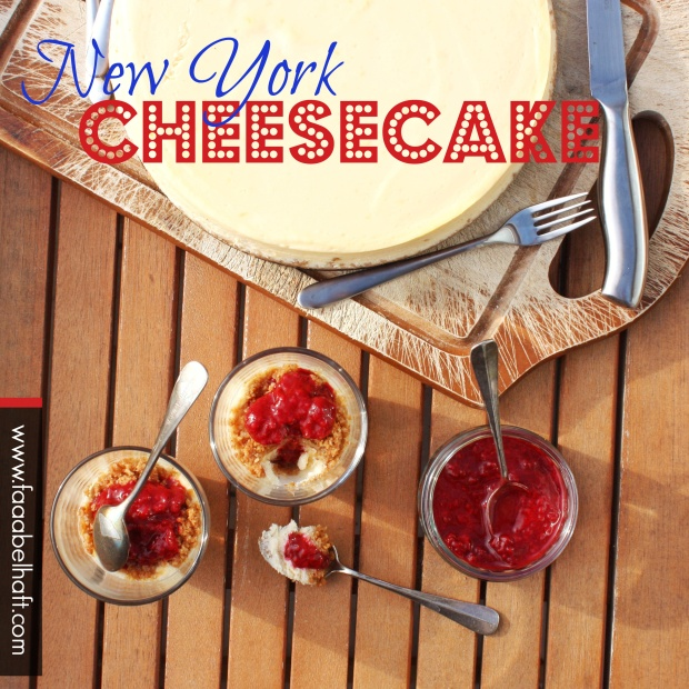 faaabelhafter NY Cheesecake