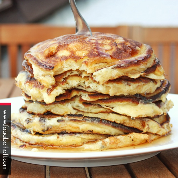 Superfluffy Pancakes (c) faaabelhaft