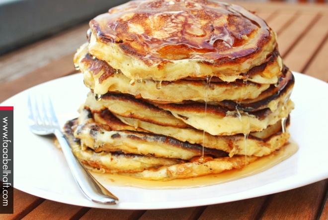 Superfluffy Pancakes (c) faaabelhaft