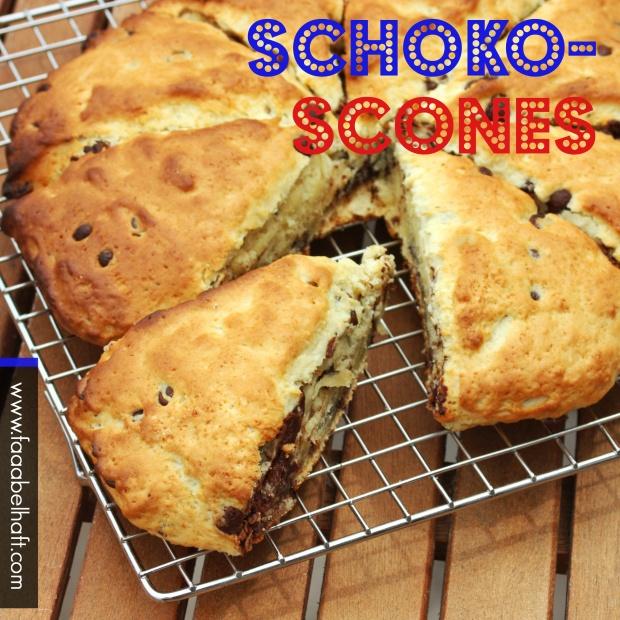Ratzifatzi Schoko-Scones