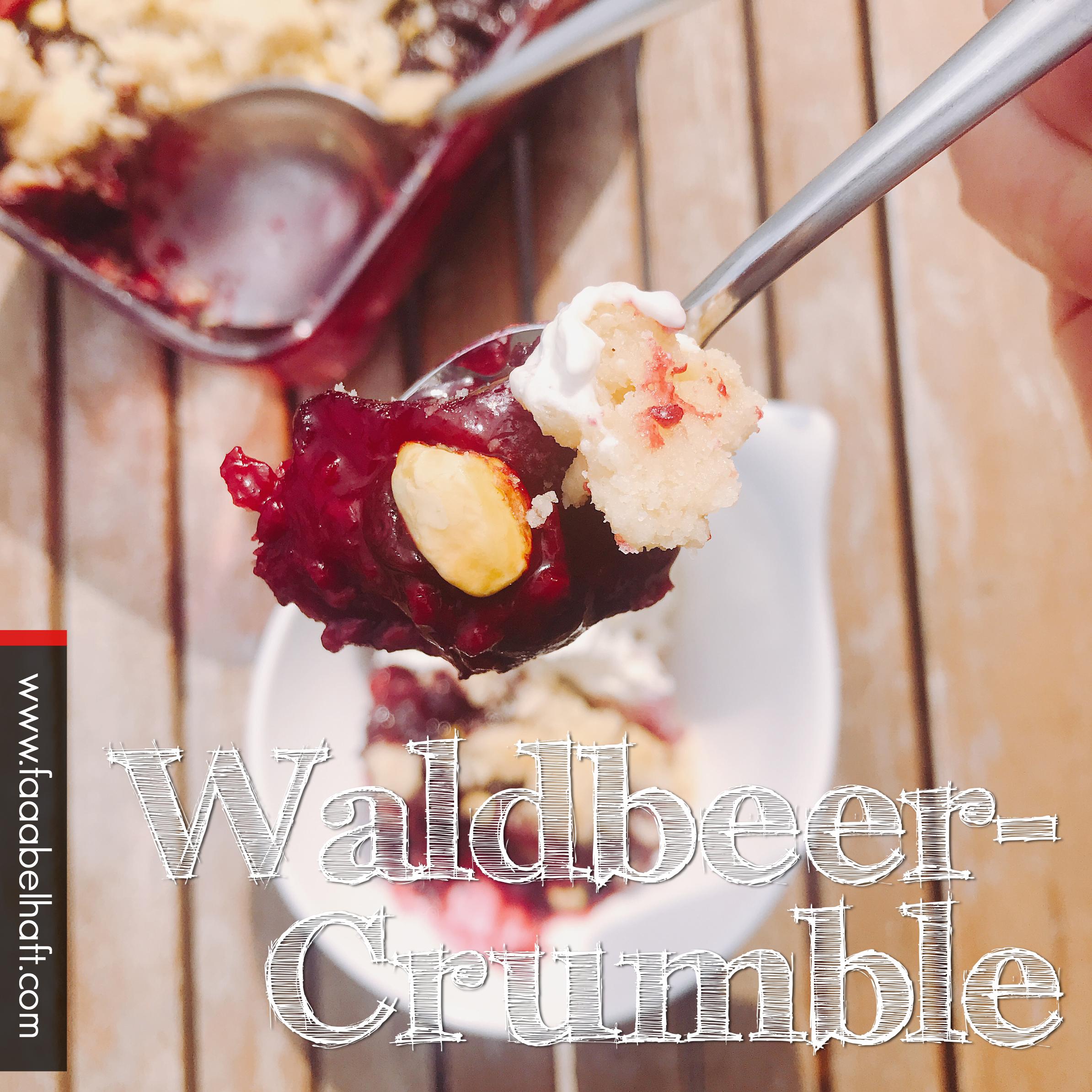 190412-Crumble - Waldbeer 1